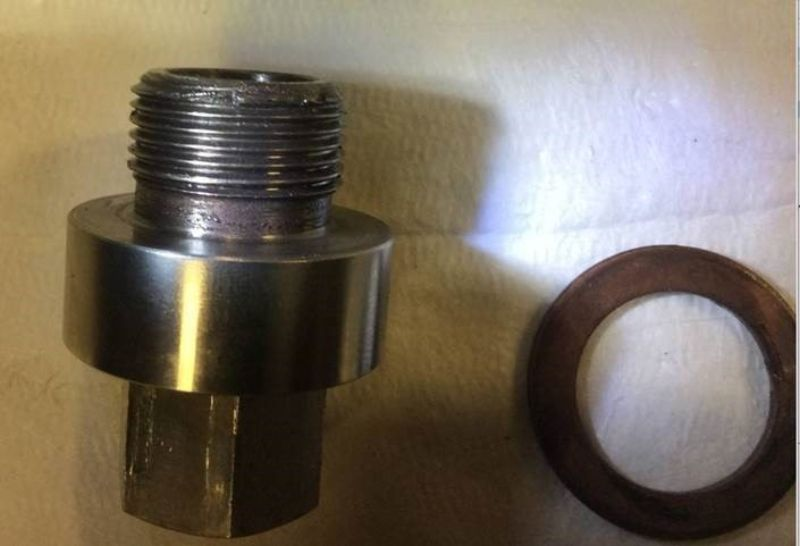 Compressor End Cap 2